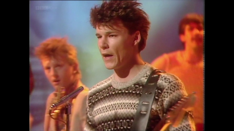 Big Country In A Big Country TOTP 1983