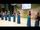 Ансамбль скрипачей Шаранской школы искусств