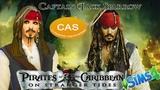The Sims 4 CAS