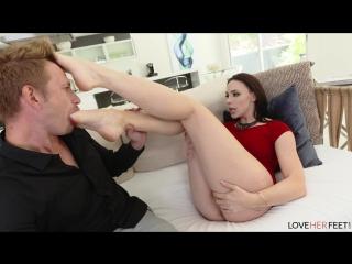 Chanel Preston [HD 1080, all sex, foot fetish, feet licking, porn 2018]