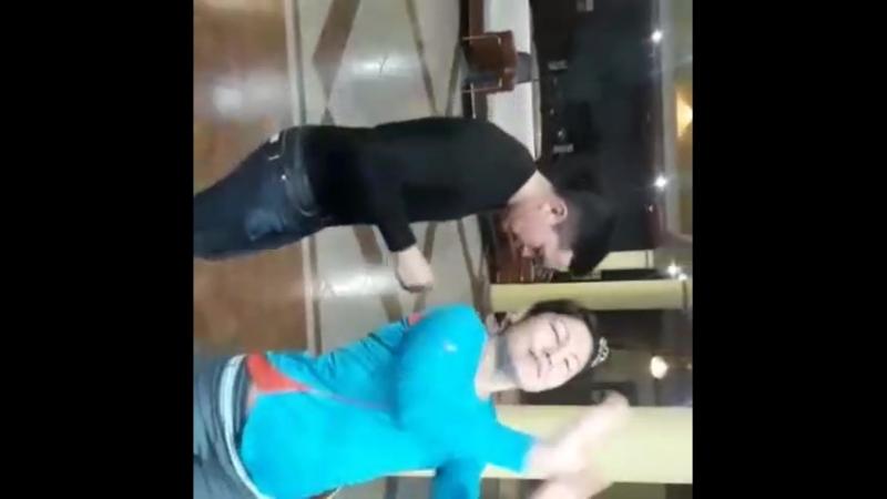 Коллектив Южный Инкай. Чина супер танцор.