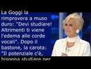 Tale e quale show, Loretta Goggi DURISSIMA Guendalina Tavassi: Devi IMPEGNARTI!!