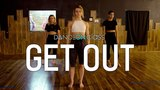 CHVRCHES - Get Out Blake McGrath Choreography DanceOn Class