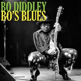 Bo Diddley альбом Bo's Blues