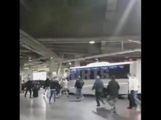 MMA Fighters KZ: Конор атаковал автобус Хабиба!