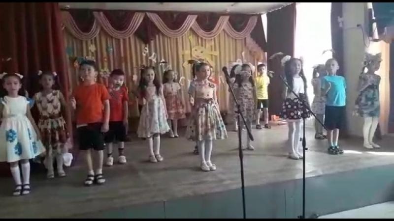 Битва хоров в школе