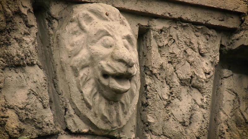 История появления скульптурных львов в Выборгском районе