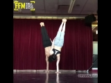 SLs CRAZY FLEXIBLE and STRONG GIRLS