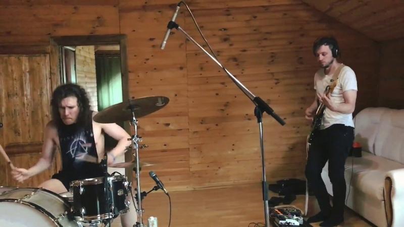 DWII Drum Recording pt.2