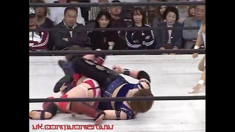НЕО. 31.05.09 Кана против Йошико Тамуры