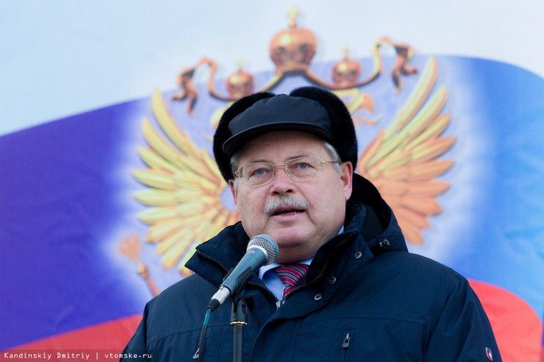 За год Сергей Жвачкин улучшил показатели в рейтинге губернаторов