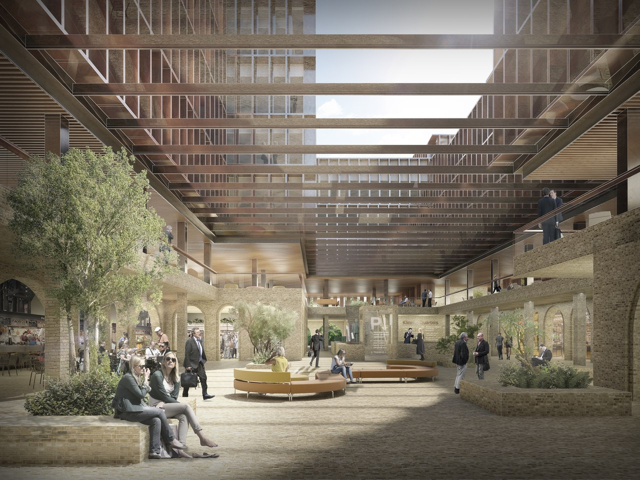Schmidt Hammer Lassen Wins Competition for Redevelopment of Riga Historic Quarter