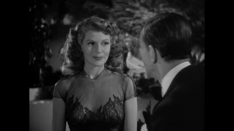Rita Hayworth and Fred Astaire I'm Old Fashioned) Песня и танец. Фрагмент с Х/Ф Ты никогда не была восхитительней (1942)