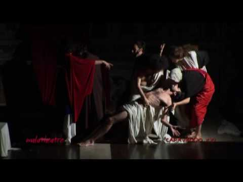 Trailer CARAVAGGIO XXI: 21 tableaux vivants from the paintings of Caravaggio
