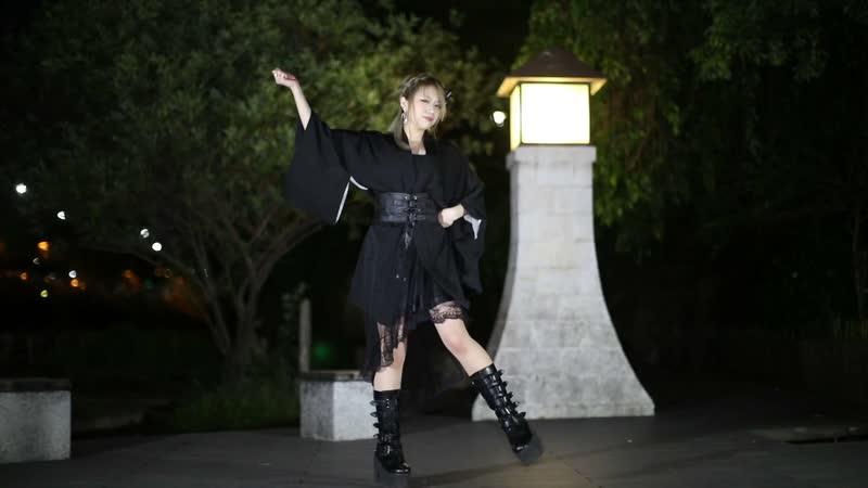 【こげ子】極楽浄土【踊ってみた】 sm34196999