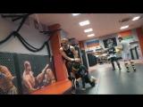 Чемпион ACB - Марат Балаев и Артём Тарасов готовятся к бою.mp4