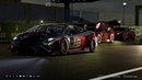 Ночная гонка Lamborghini LP 570 на трассе Leman Sarte. Forza Motorsport 7