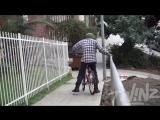 Украл велосипед