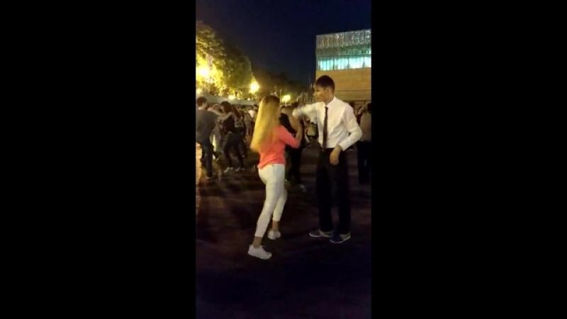Сальса на набережной, Парк Горького