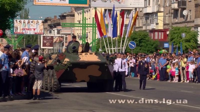 9 Мая 2013 г в Луганске