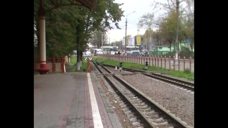 2010-10-16. День Без Транспорта. Поход двадцать восьмой