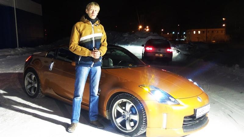 Автосвет. Не светят фары. Замена линз Nissan 350Z