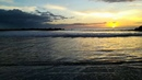 Закат. Шум прибоя. Пляж Троя 2, Тенерифе