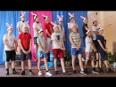 Концерт на 8 марта школы №2 г.Сельцо - Хор мальчиков- зайчиков
