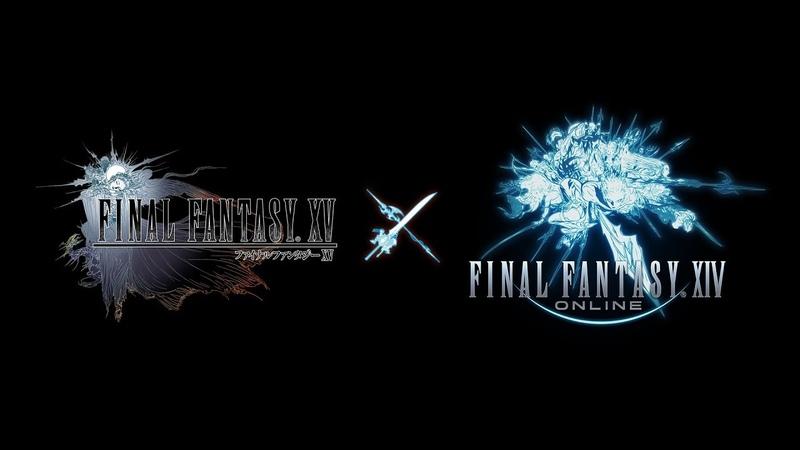『FINAL FANTASY XV』 × 『FINAL FANTASY XIV』 コラボレーショントレーラー