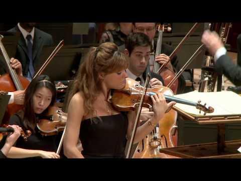 Wynton Marsalis, Concerto for Violin and Orchestra, Nicola Benedetti (Violin) 2017