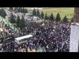 Стрельба у парламента в Ингушетии