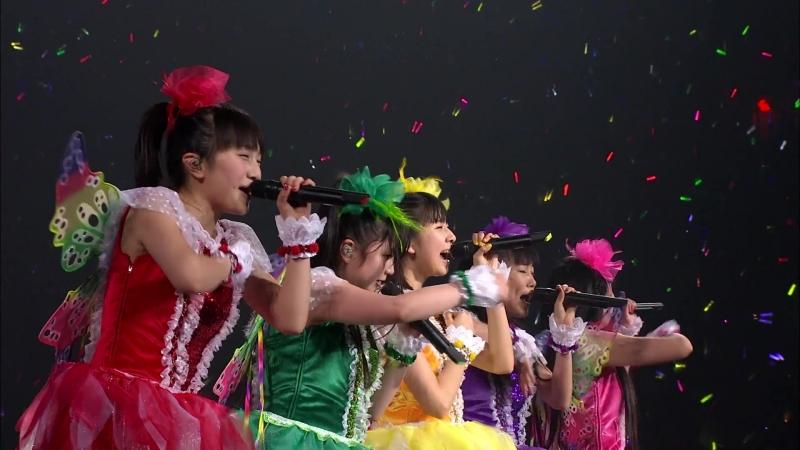 Momoiro Clover Z - Mouretsu Uchuu Koukyoukyoku Dai Nana Gakushou Mugen no Ai (Momoiro Christmas 2012 Day 2)