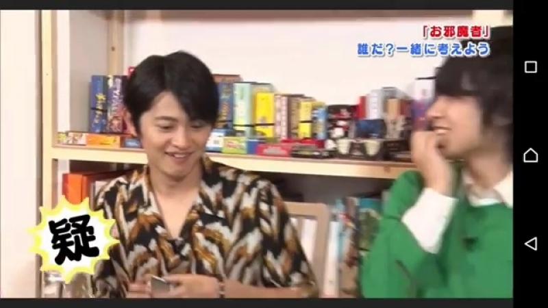 Hiro Shimono and Kouta Terashima
