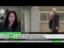 La lanceuse d'alerte Stéphanie Gibaud s'exprime sur la soit distante protection des lanceurs d'alerte en Grande-Bretagne