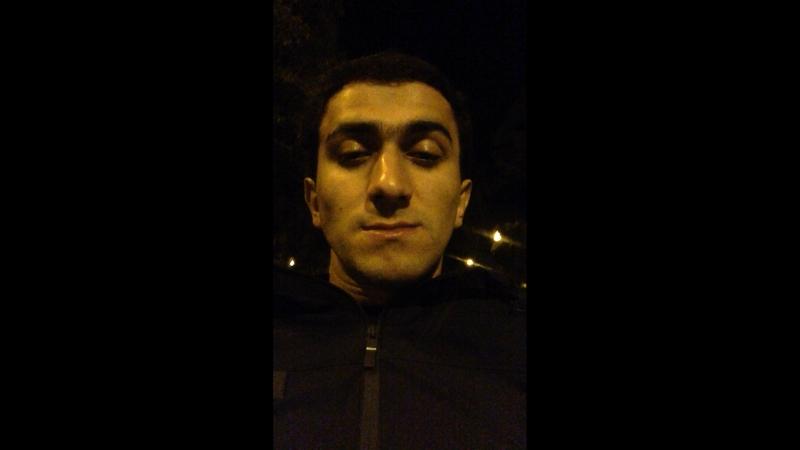 Хазар Алиев — Live