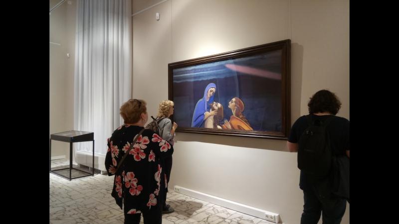 ВЫСТАВКА подлинников картин РЕРИХОВ в Москве на ВДНХ _2018