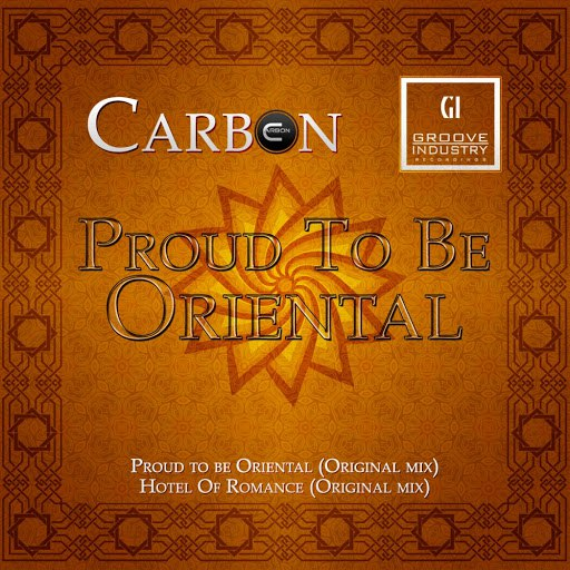 Carbon альбом Proud Of Be Oriental EP