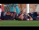 Чемпионат Франции 2017 18 22 й тур Монпелье Тулуза 1 тайм 720 HD