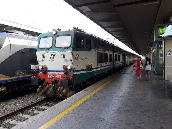 VT42 - Da Milano a Palermo a bordo del InterCity Notte Conca dOro 1963 lItalia in treno