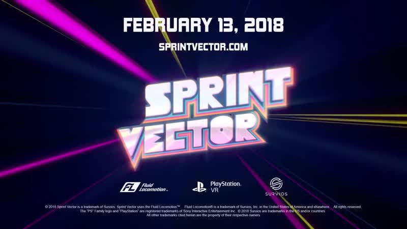 Sprint Vector - Launch Trailer _ PS VR