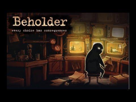 Стукач | Beholder