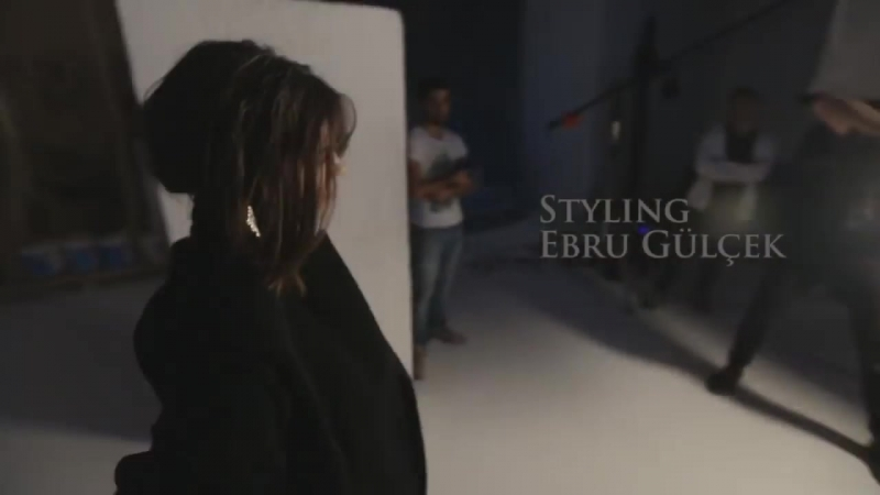 » Pelin Karahan Backstage _ Cosmopolitan Türkiye.