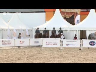 Шоу от Конной ассоциации из Испании