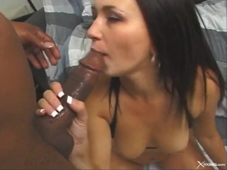 Vanilla skye - big black beef stretches little pink meat 2 - 2