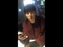 180426 EXO's DO @ MinHyun about Kyungsoo