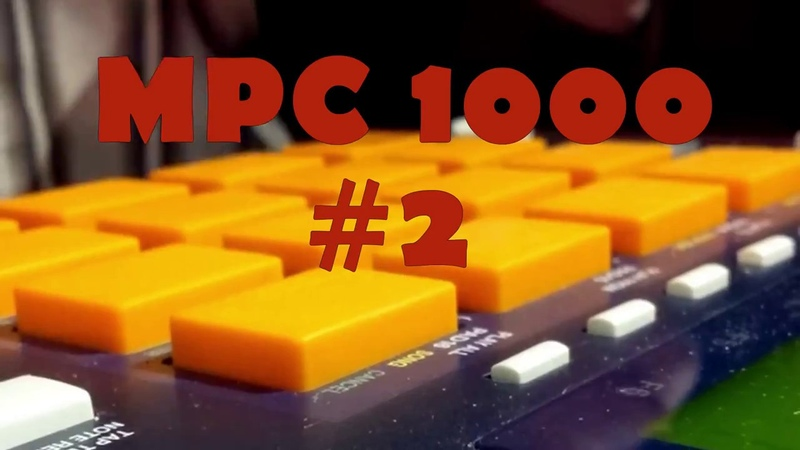 MPC 1000 - Erik Parker -The Crescent on the Cracked Horizon