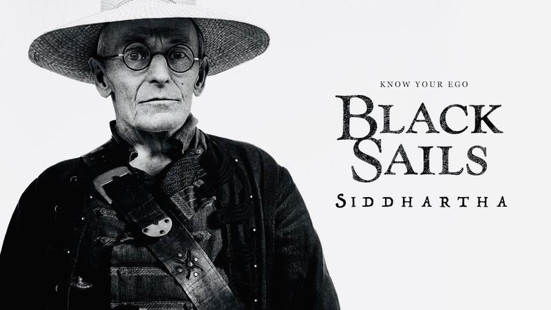 Чёрные паруса Сиддхартхи. Герман Гессе