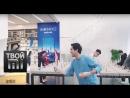 Самый большой и современный выстовочно-торговый зал XiAomi (Твой MI)