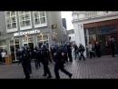 Мигранты и полиция в Орхусе Борода Викинга