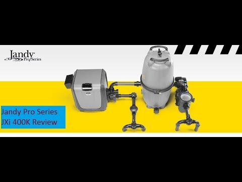 Jandy Pro Series JXi 400K Review